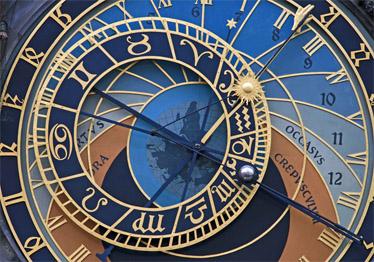 Horloge Prague